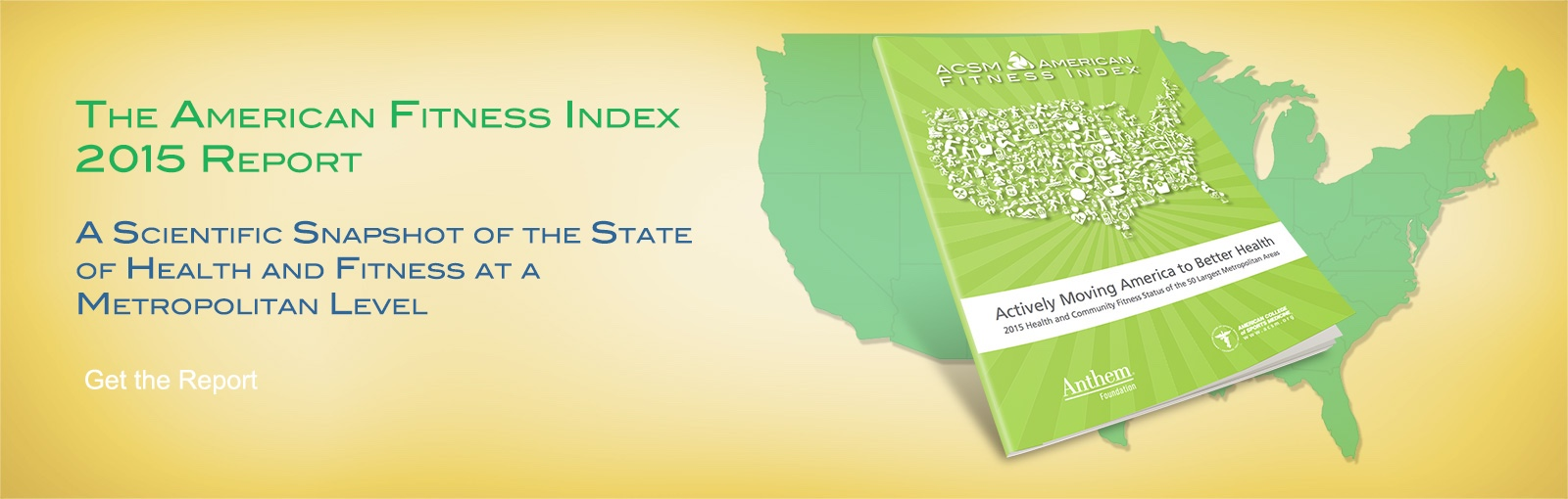 American Fitness Index 2015