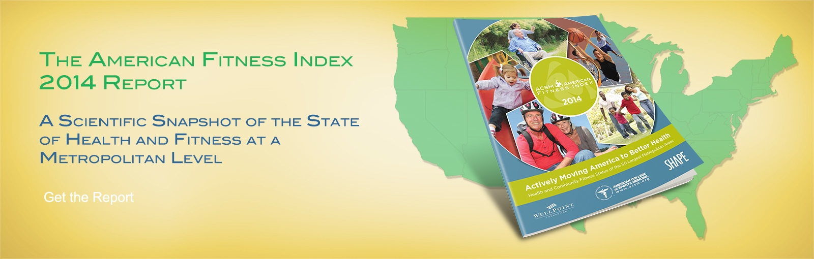 American Fitness Index 2014 Report